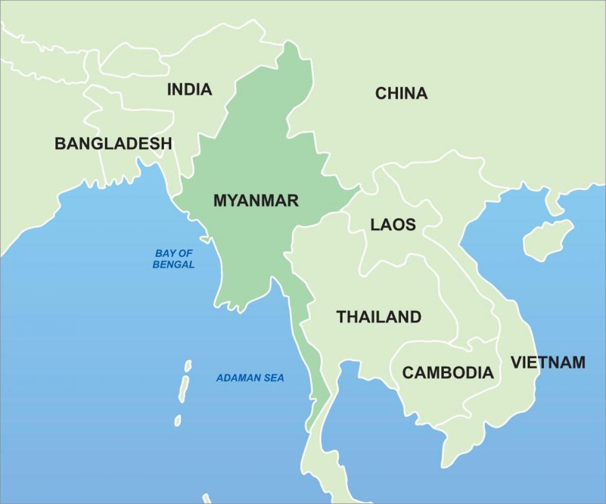 sør øst asia